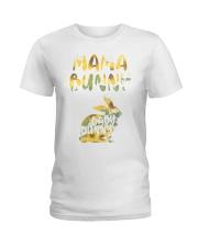 BUNNY FAMILY Ladies T-Shirt thumbnail