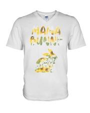 BUNNY FAMILY V-Neck T-Shirt thumbnail