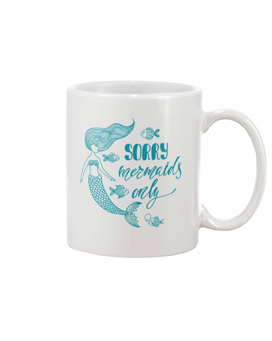 MERMAIDS ONLY Mug