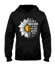 DOCTOR DAISY Hooded Sweatshirt thumbnail