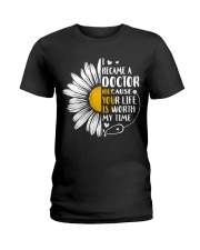 DOCTOR DAISY Ladies T-Shirt thumbnail