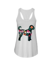 mama-GOLDEN-DOODLE Ladies Flowy Tank thumbnail