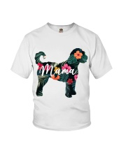 mama-GOLDEN-DOODLE Youth T-Shirt thumbnail