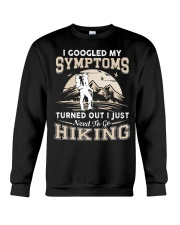 HIKING NEED TO GO Crewneck Sweatshirt tile