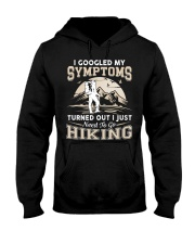 HIKING NEED TO GO Hooded Sweatshirt thumbnail