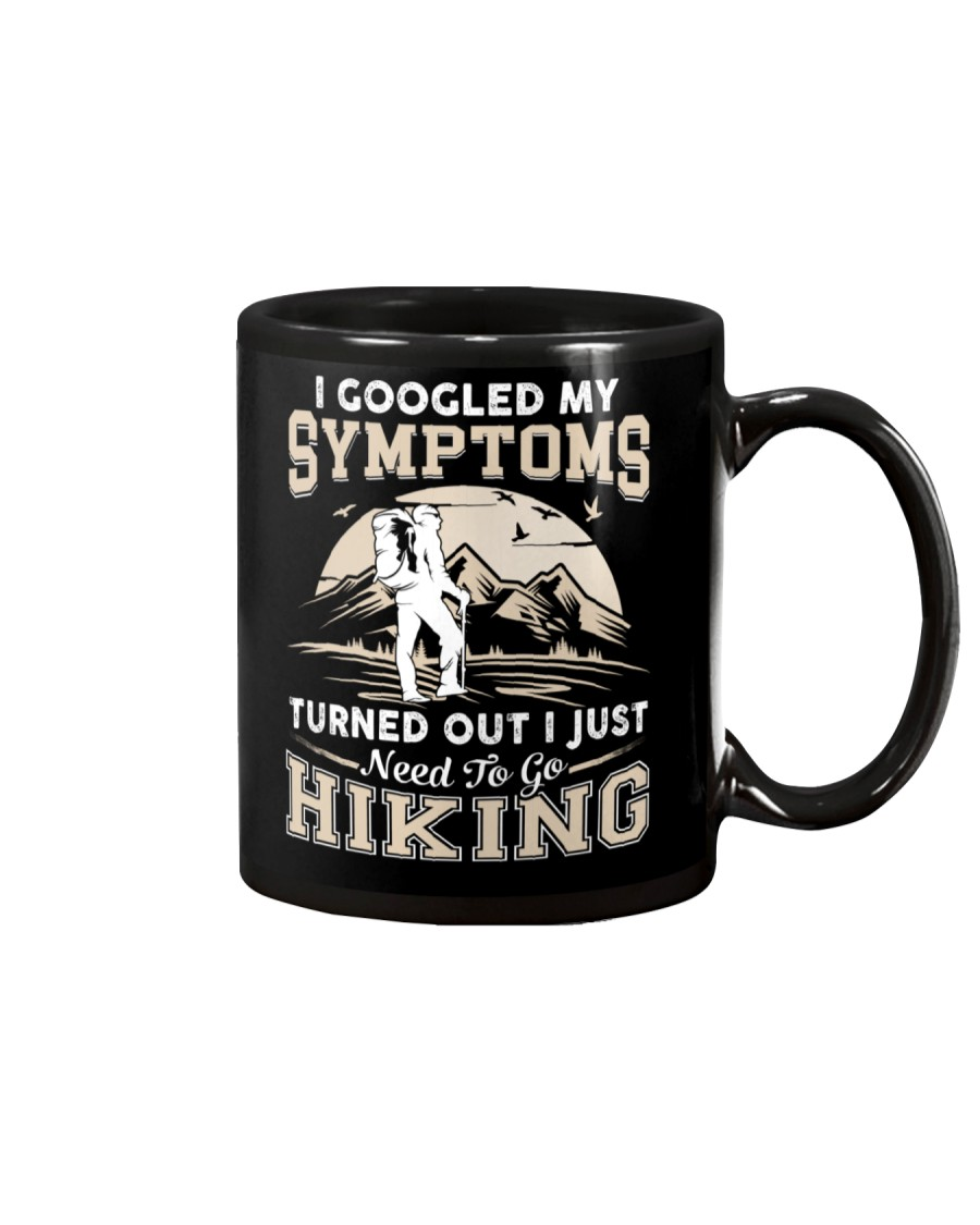 HIKING NEED TO GO Mug