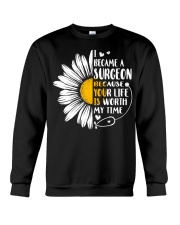 SURGEON DAISY Crewneck Sweatshirt thumbnail