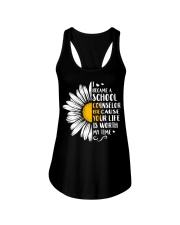 SCHOOL COUNSELOR DAISY Ladies Flowy Tank thumbnail