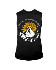 THE SUN WILL RISE AND WE WILL TRY AGAIN Sleeveless Tee thumbnail