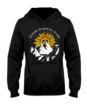 THE SUN WILL RISE AND WE WILL TRY AGAIN Hooded Sweatshirt thumbnail