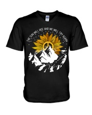 THE SUN WILL RISE AND WE WILL TRY AGAIN V-Neck T-Shirt thumbnail