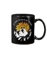 THE SUN WILL RISE AND WE WILL TRY AGAIN Mug front
