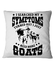 Just need more Goats Square Pillowcase thumbnail