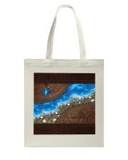 Turtle Sea Salty Lil' Beach Tote Bag thumbnail