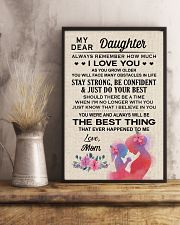 My Dear Daughter Poster 11x17 Poster lifestyle-poster-3