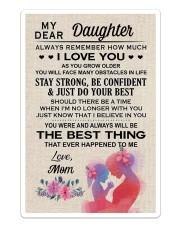 My Dear Daughter Poster Sticker - Single (Vertical) thumbnail