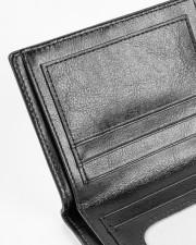 Skull Tattered Flag Men's Leather Wallet aos-men-leather-wallet-close-up-03