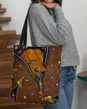 Guitar Music Lover All-over Tote aos-all-over-tote-lifestyle-front-09