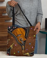 Guitar Music Lover All-over Tote aos-all-over-tote-lifestyle-front-10