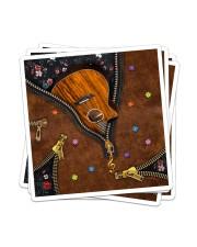 Guitar Music Lover Sticker - 4 pack (Vertical) thumbnail
