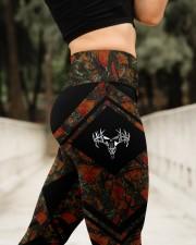 Skull Hunting High Waist Leggings aos-high-waist-leggings-lifestyle-11