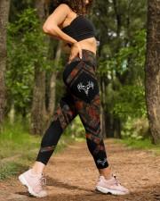Skull Hunting High Waist Leggings aos-high-waist-leggings-lifestyle-20