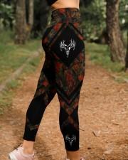 Skull Hunting High Waist Leggings aos-high-waist-leggings-lifestyle-21