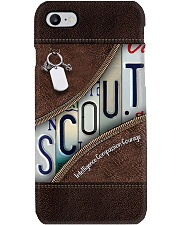 Girl Scouts Intelligence Compassion Courage Phone Case thumbnail