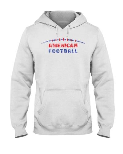 American Football Dynamic Hoodie