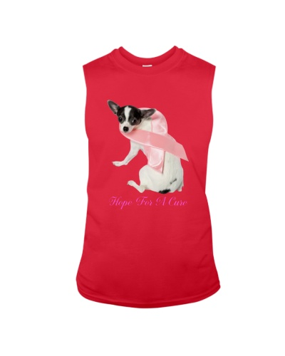 Breast-Cancer-Dog-Hope-For-A-Cure