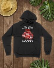 This-Girl-Love-Hockey Hooded Sweatshirt lifestyle-unisex-hoodie-front-7