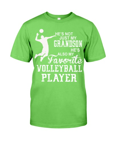 Volleyball-Grandson