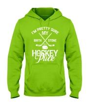 I-am-Pretty-Sure-Hockey-Puck Hooded Sweatshirt tile
