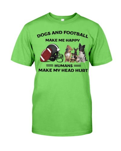 Dogs-Football
