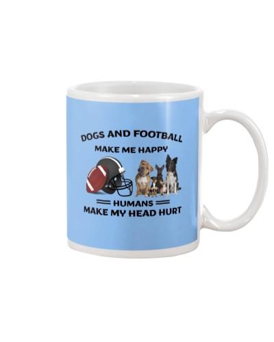 Dogs-Football