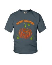 Hockey-Evolution Youth T-Shirt tile