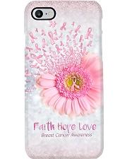 Breast-Cancer-Faith-Hope-Love-PhoneCase Phone Case i-phone-8-case