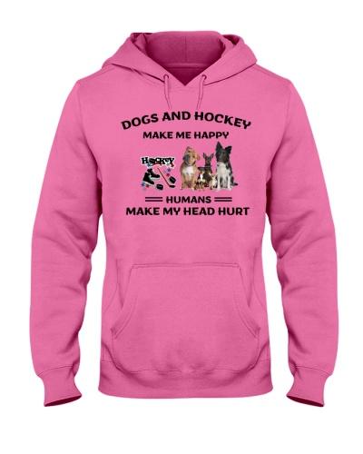 Dogs-Hockey
