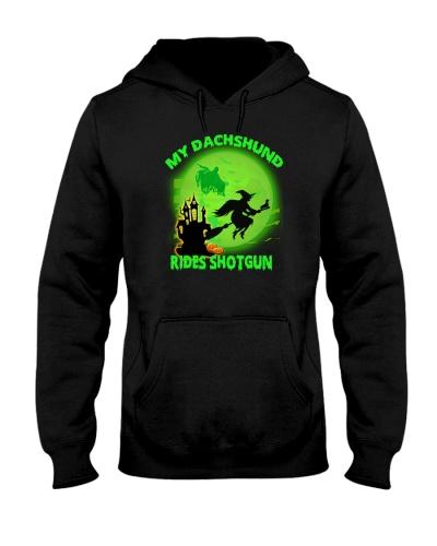 Dogs-Dachshund-RidesShotgun