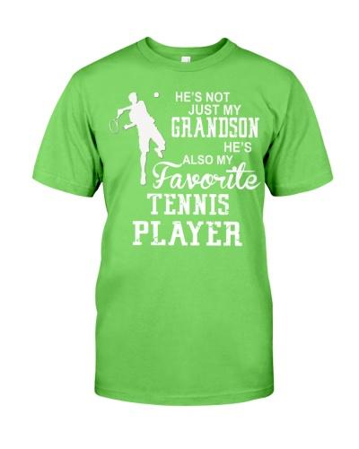 Tennis-Grandson