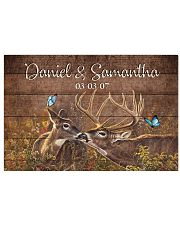 deer 17x11 Poster front