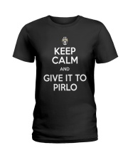 Keepl Calm and Pass it to PL Ladies T-Shirt thumbnail