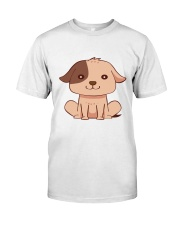 DOG CUTE Classic T-Shirt front