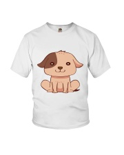DOG CUTE Youth T-Shirt tile