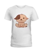 DOG CUTE Ladies T-Shirt thumbnail