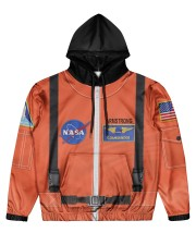 Aeromax Jr Astronaut Suit Men's All Over Print Hoodie thumbnail