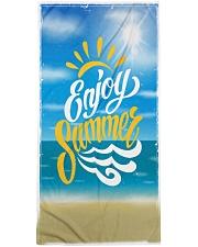 Enjoy Sumer Premium Beach Towel thumbnail