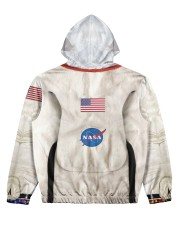 3D  Armstrong Spacesuit Women's All Over Print Hoodie back