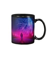 Man Walking music universe Mug thumbnail