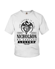 endless legend Youth T-Shirt thumbnail